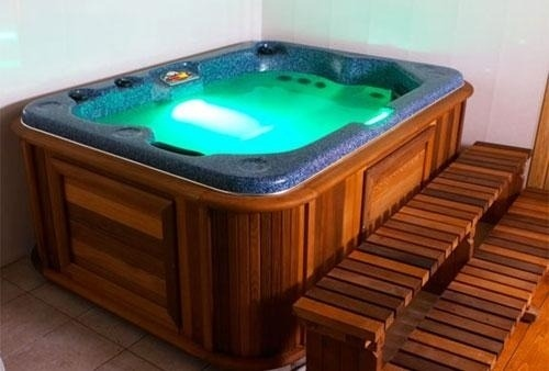 arctic spas hot tub small hot tub with lights